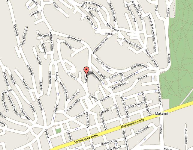 Naša lokacija